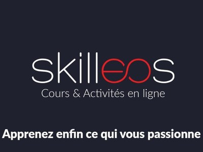 Formez-vous en ligne avec Skilleos !