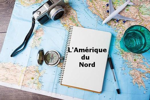 Le tour du monde en 80 livres - L'Amérique du Nord