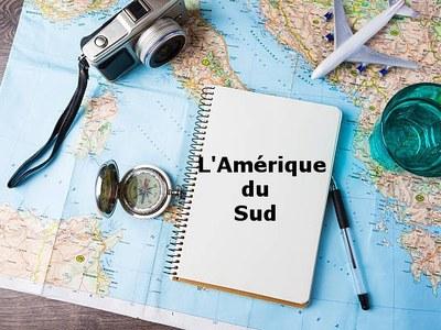 Le tour du monde en 80 livres - L'Amérique du Sud
