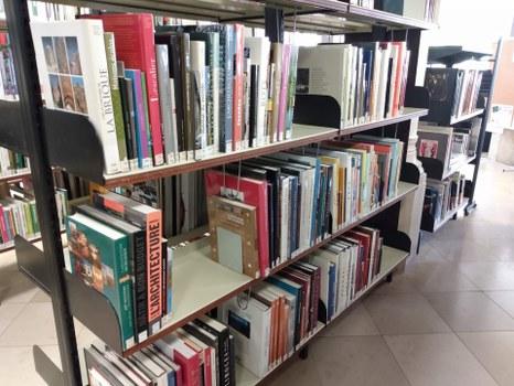 Take away à la bibliothèque - Comment faire votre choix