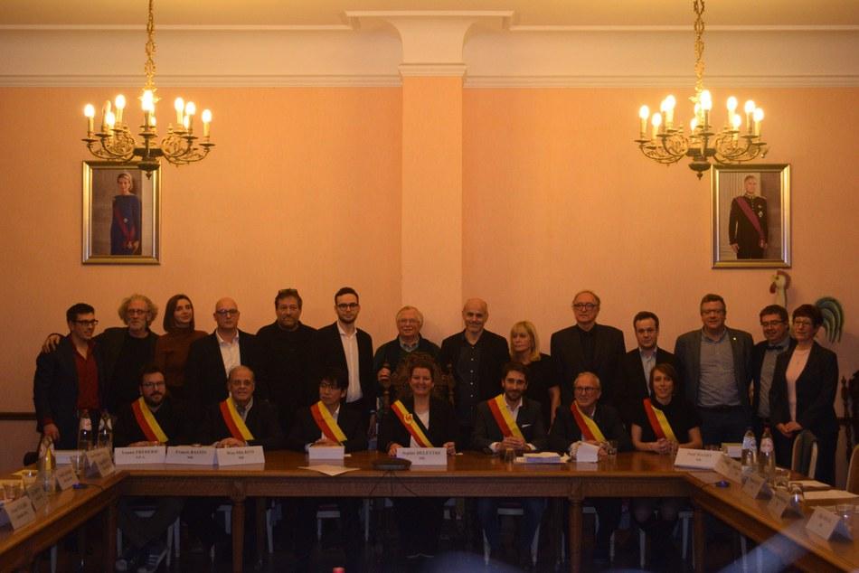 Conseil communal 2018-2024